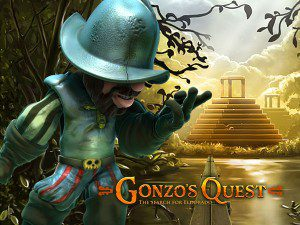 Nettikasino esittää: Gonzo's Quest
