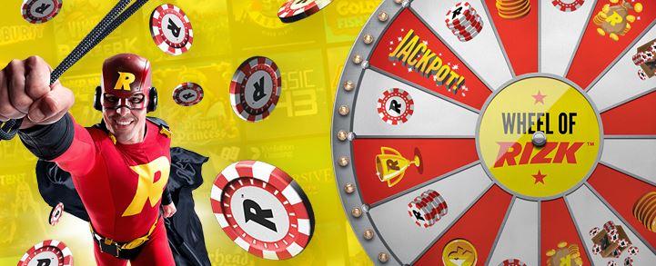 Yggdrasil-pelit nyt Rizk Casinolla