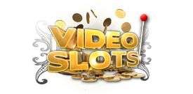 VideoSlots nettikasino ja sen logo