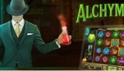 alchymedes kolikkopeli mr green