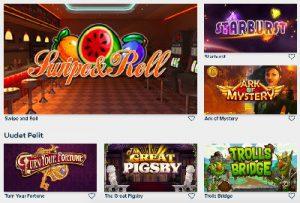 Rapidilta löydät huikeita casinopelejä