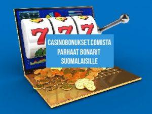 Casinobonukset.com tarjoaa tietoa parhaista casinobonuksista