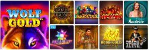 Testaa NetBet Casinon loistavia pelejä