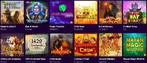 Bao Casinon valikoimista löydät parhaat pelinvalmistajat