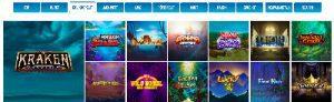 Slotnitelta löytyy NetEntin huikeita pelejä ja paljon muuta