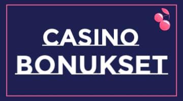 Casinobonukset